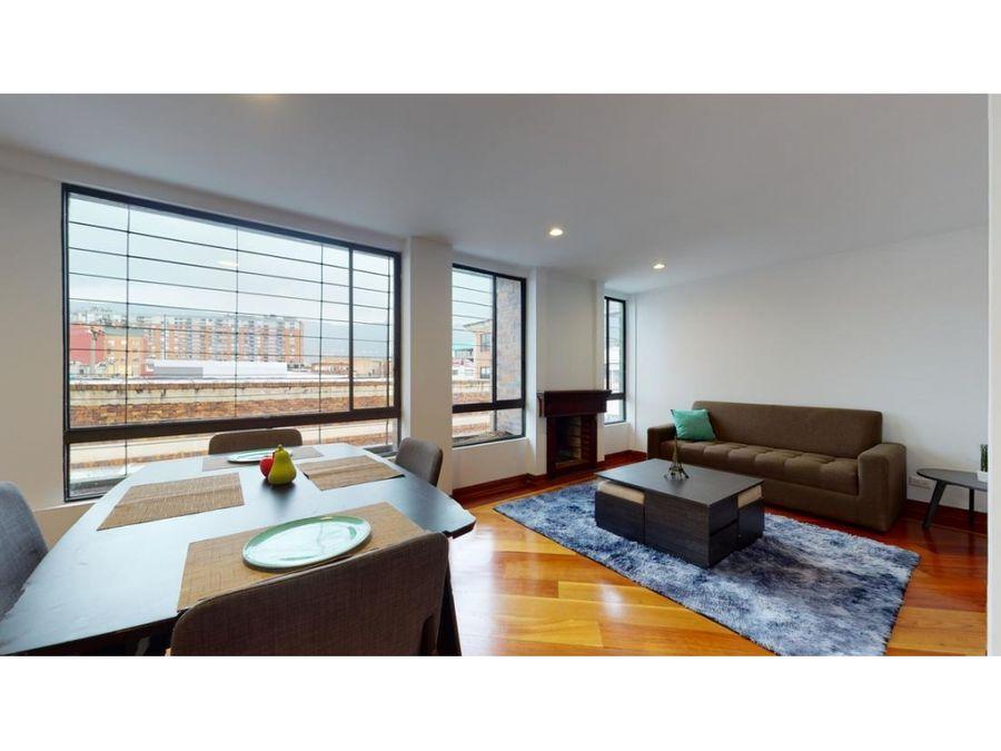 venta de apartamento en los cedros usaquen