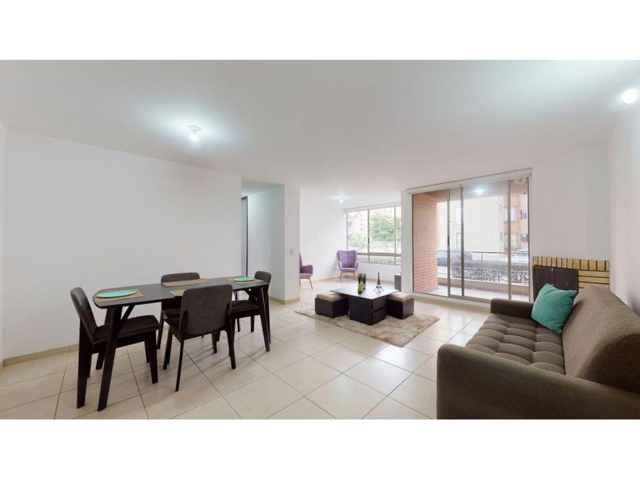apartamento en venta en mazuren suba