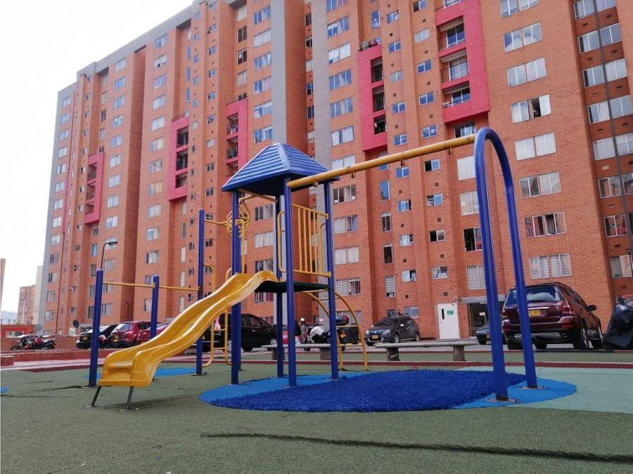 apartamento en venta en el ensueno ciudad bolivar