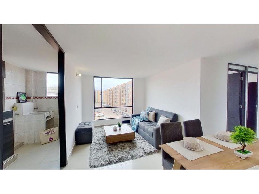 apartamento en venta en parque campestre soacha