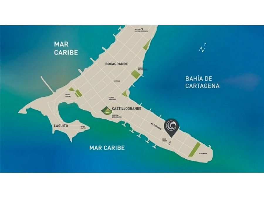 proyecto mar de luna castillogrande cartagena