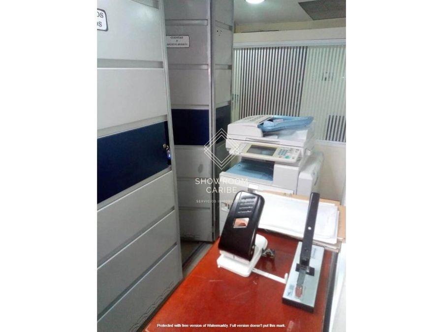 oficina en venta centro banco popular