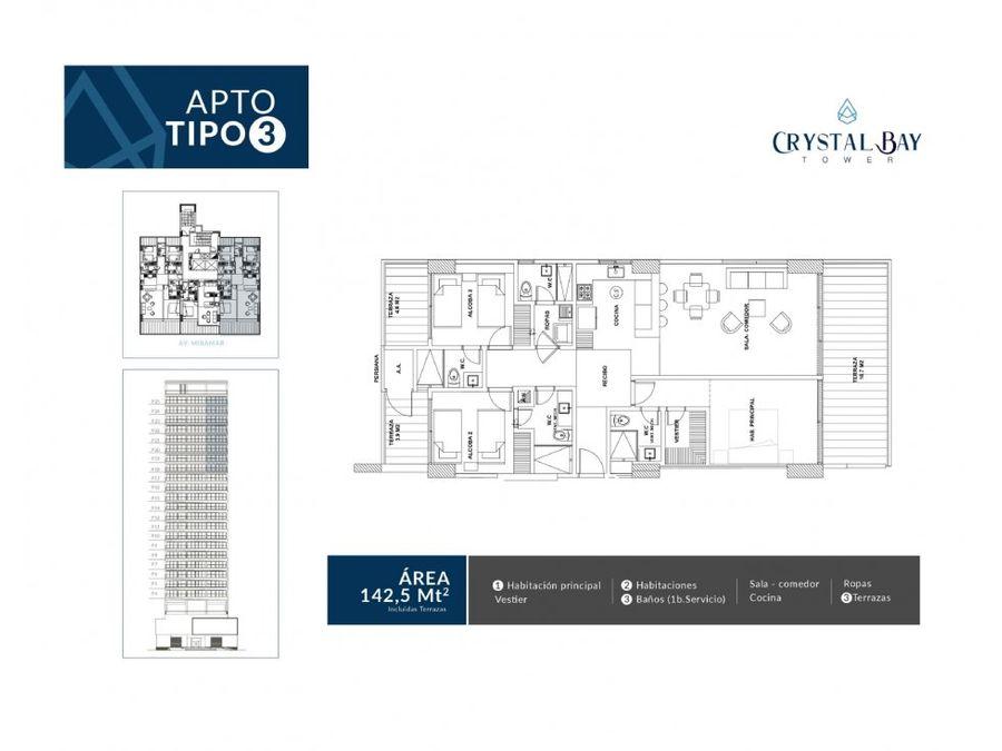 proyecto crystal bay
