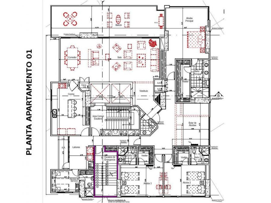 apartamento venta castillogrande edificio ravello