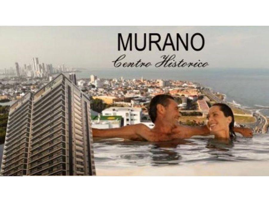 proyecto murano centro cartagena