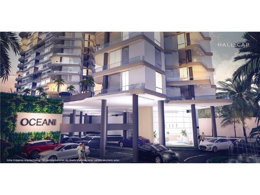 proyecto oceani towers cielo mar cartagena
