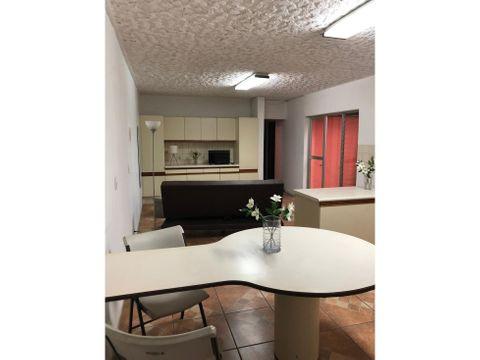 1287 r r apartamento amueblado de 1 habitacion en rohrmoser
