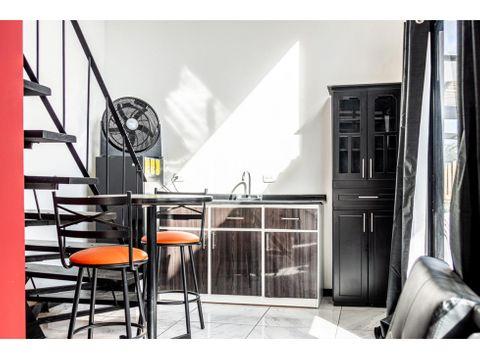 1239 s s alquiler de apartamento de 1 habitacion en sabana sur