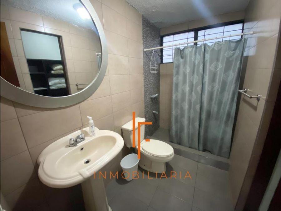 1392 y apartamento amueblado de 3 habitaciones en los yoses