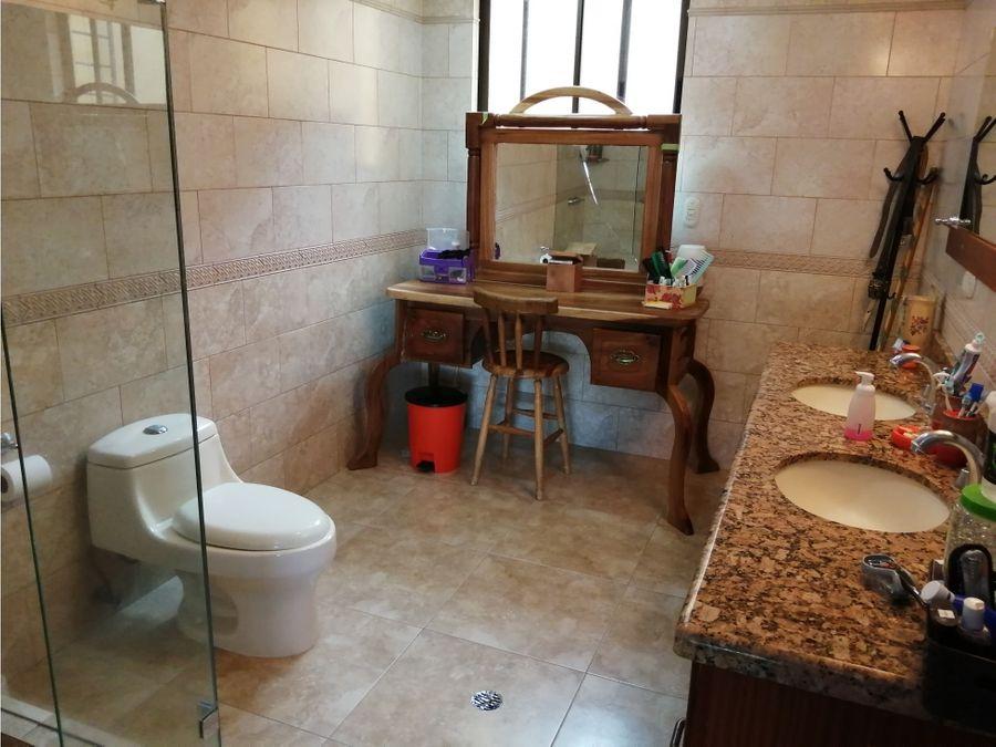 1277 sa p casa en residencial 4 habitaciones santa ana