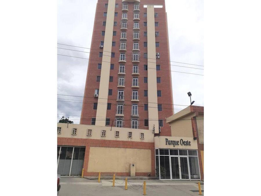 apartamento en venta en parque oeste barquisimeto