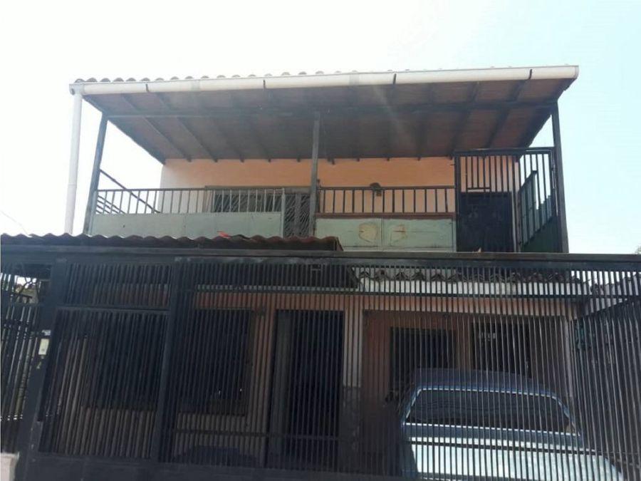 casa en venta en el trigal cabudare