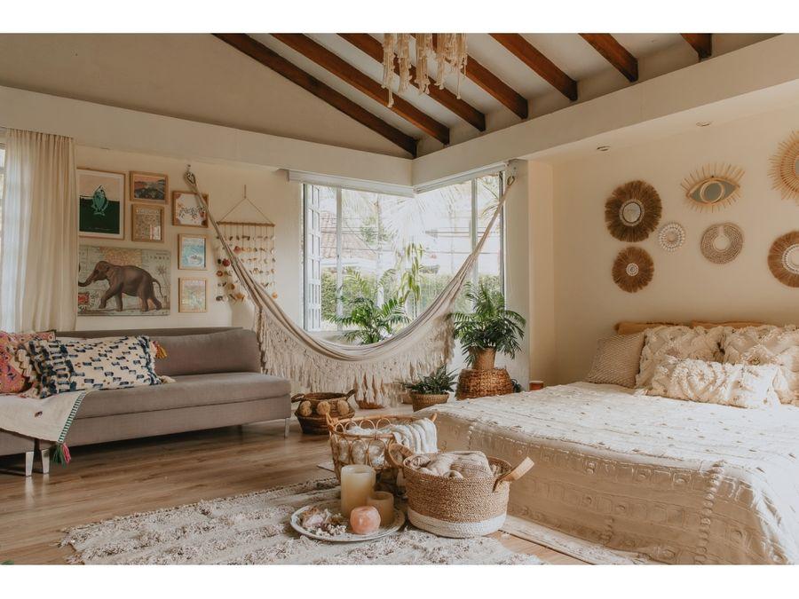 charming country house in poblado medellin