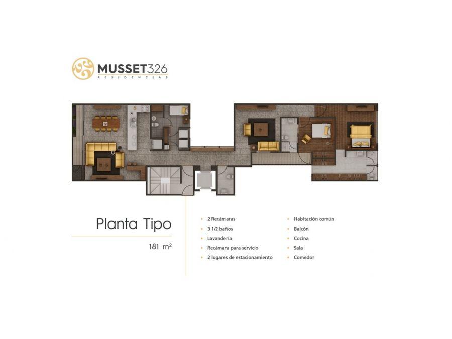 pre venta dapartamentos musset326
