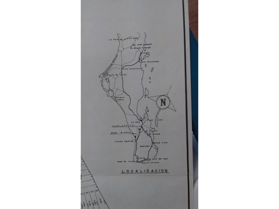 terreno potencialmente turistico