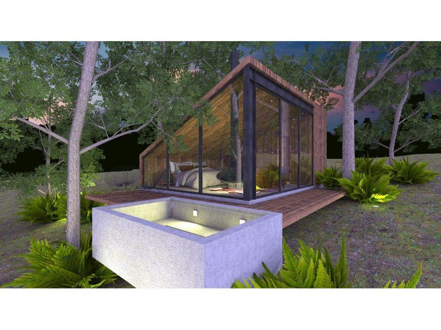 cabanas trebol co propiedad de 90 dias pre venta
