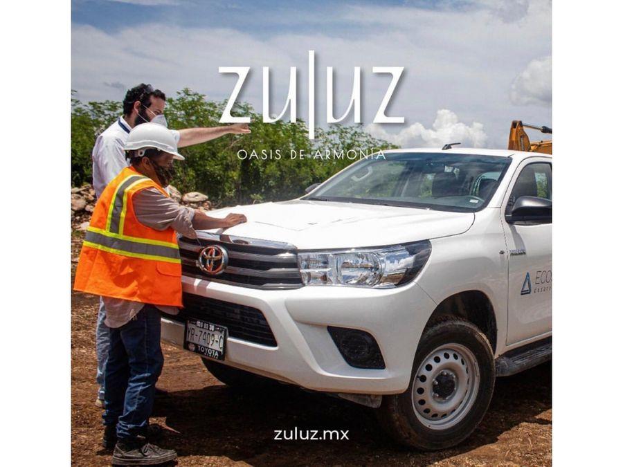desarrollo residencial zuluz