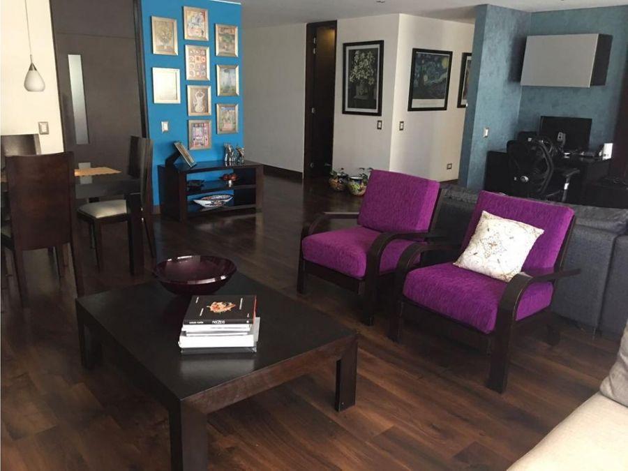 apartamento en venta ubicado en santa barbara