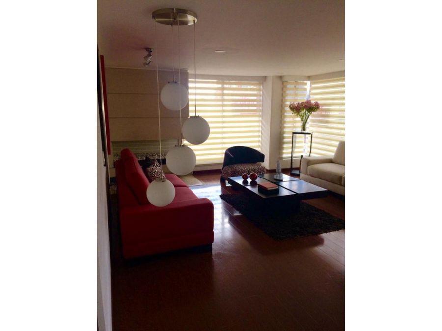 apartamento duplex en venta ubicado en chico norte