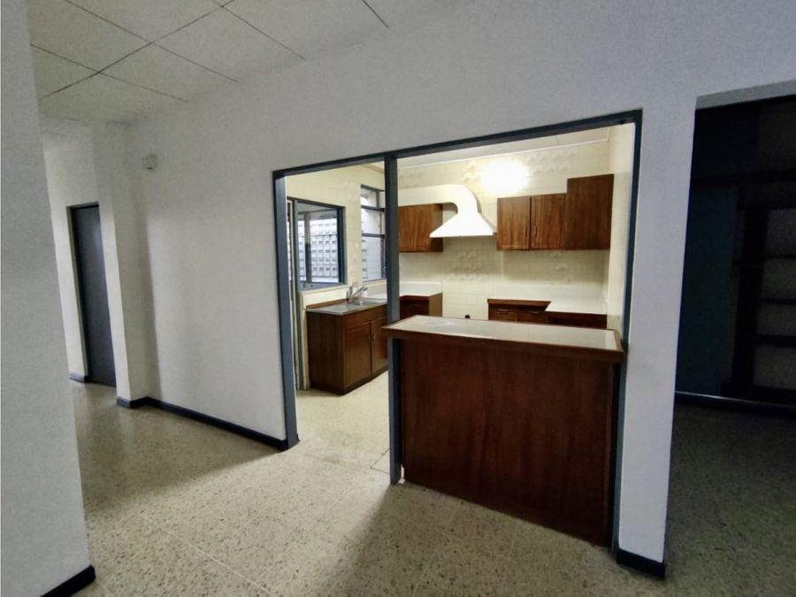 alquiler apartamento en condominio barrio dent san pedro