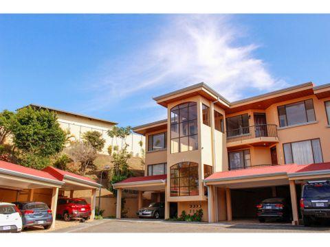 venta apartamento en condominio san vicente moravia