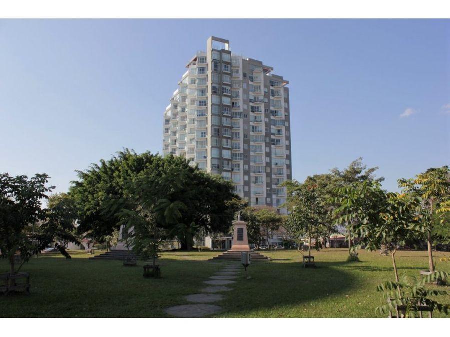 alquiler apartamento en rohrmoser vistas de nunciatura