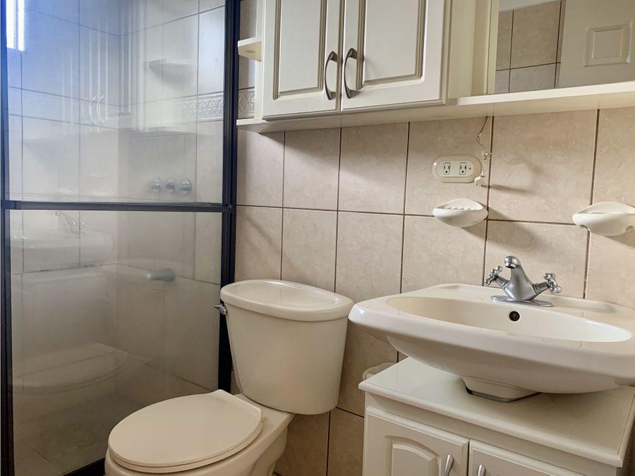 alquiler apartamento en condominio pinares curridabat