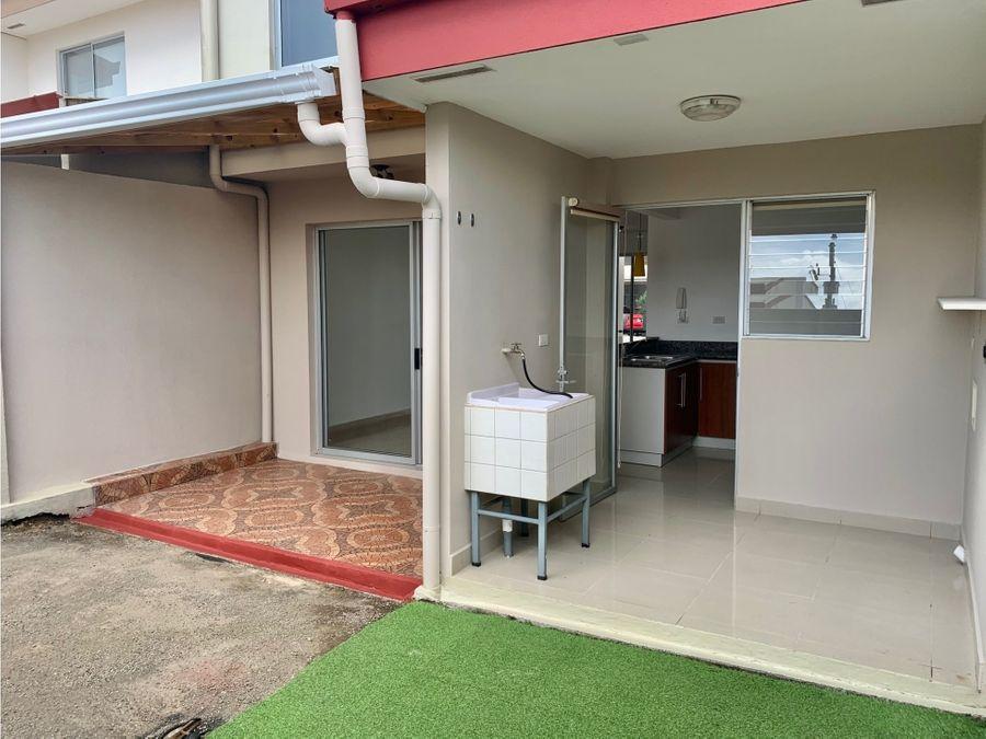 alquiler casa en condominio barlovento concepcion tres rios