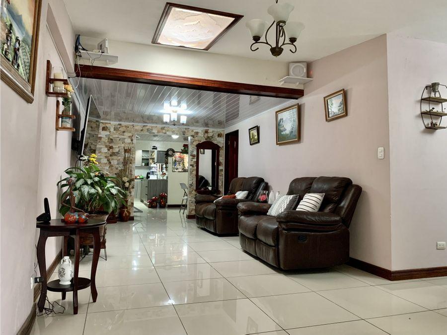 venta casa en san sebastian san jose colonia kennedy sur