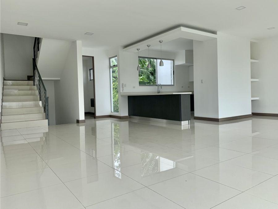 venta casa en san pedro montes de oca en condominio