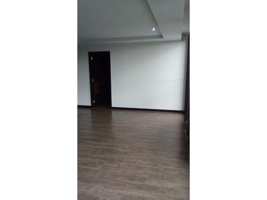 amplio y moderno apartamento en venta o renta zona 10 guatemala city