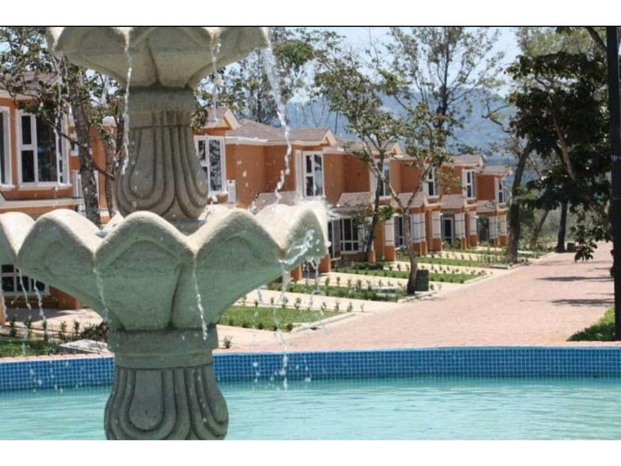 preciosa casa en venta villas san martin de allende