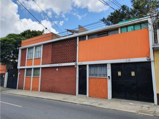 amplia casa y terreno en venta 7a avenida zona 2 guatemala