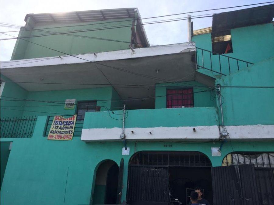 casa en la reformita zona 12
