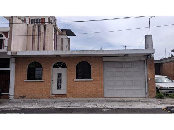 casa en venta residencial miraflores zona 11 capital