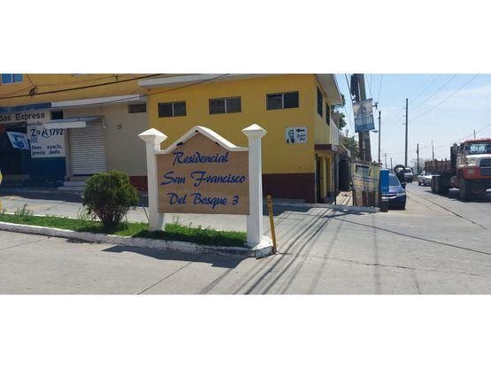 lote en venta san francisco del bosque 3 ciudad quetzal