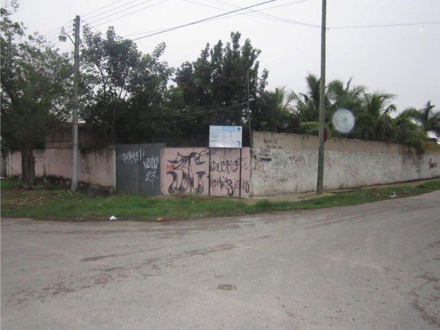 terreno comercial fco villa ote