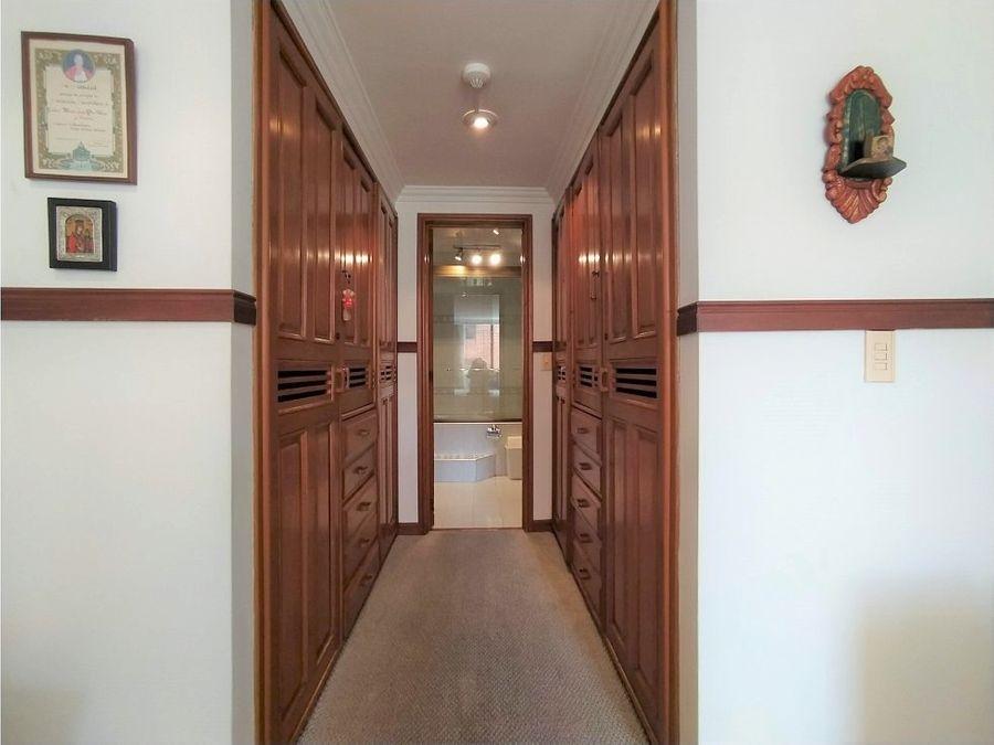 apartamento venta en san patricio bogota