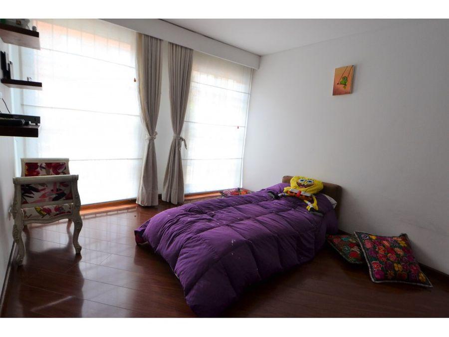 apartamento en venta en chico navarra bogota