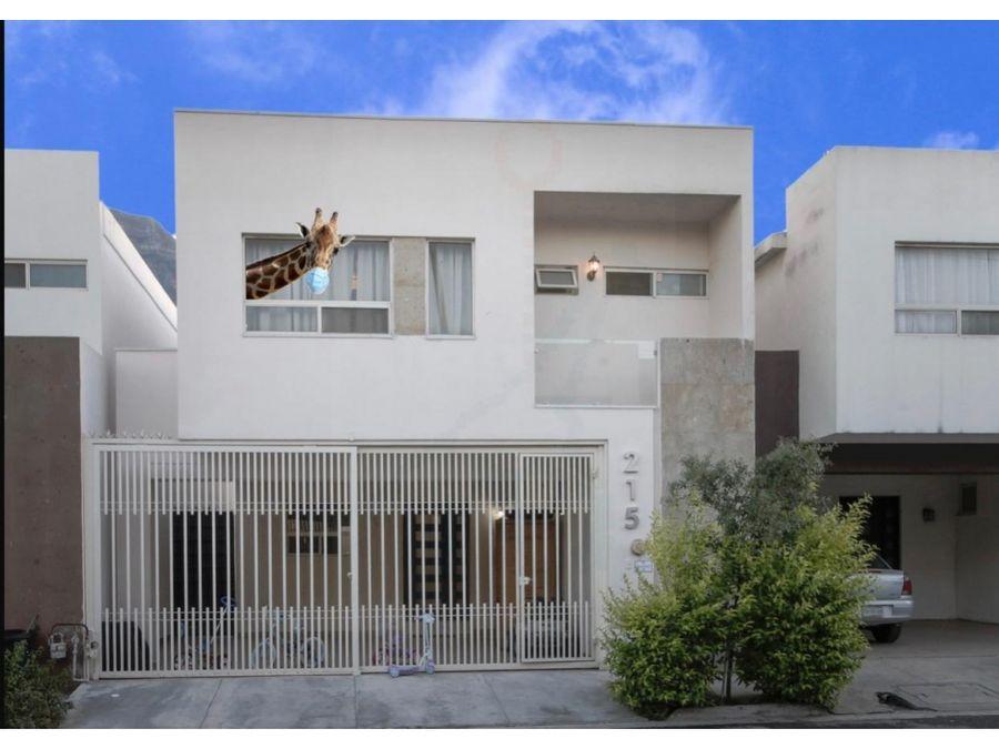 venta de casa cumbres elite sector hacienda