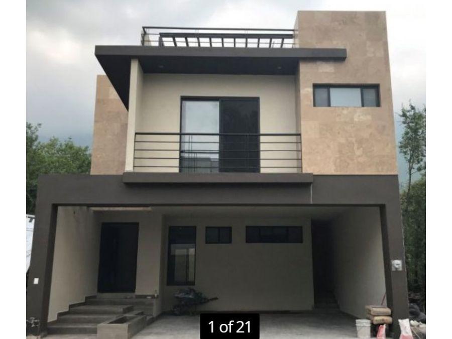 casa en venta cumbres elite premier