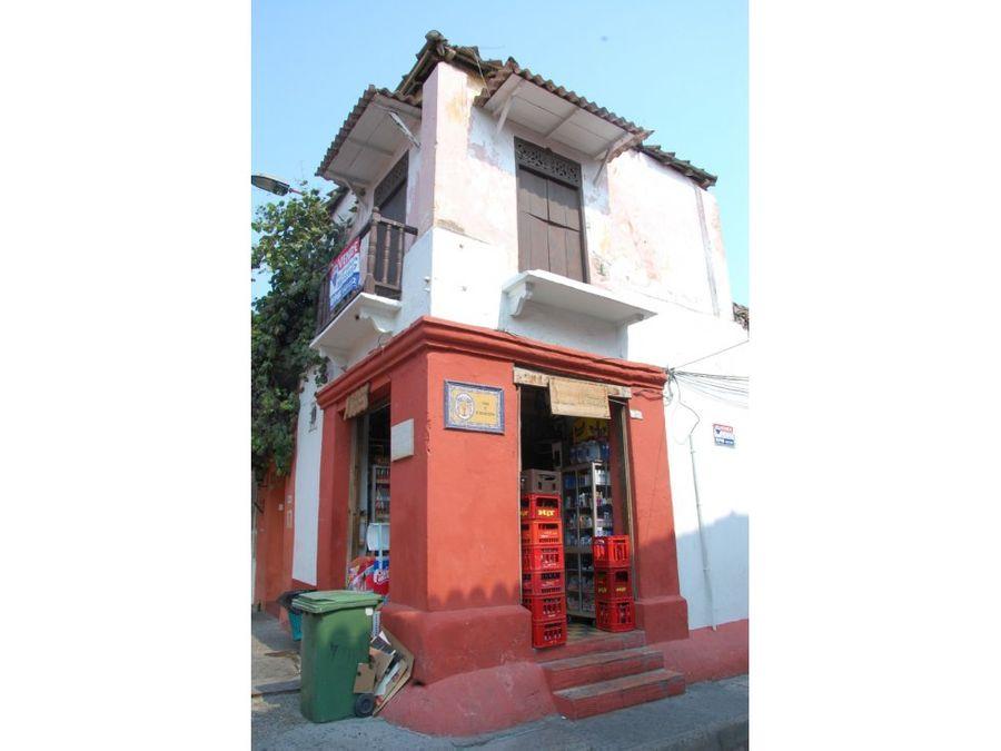 venta casa centro historico cartagena de indias