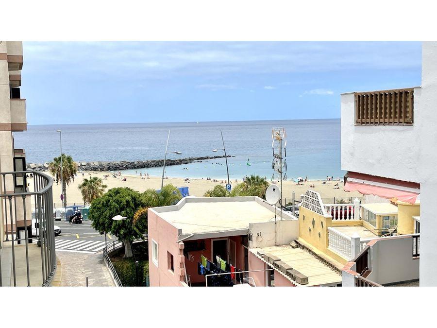 apartamento en venta en los cristianos cerca de playa las vistas