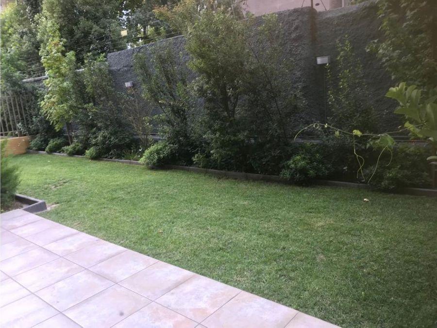 ultimo departamento con patio