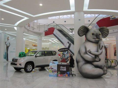 se alquila local comercial en albrook mall panama