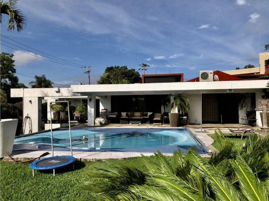 terreno en venta en cuernavaca v hermosa 1369 m2