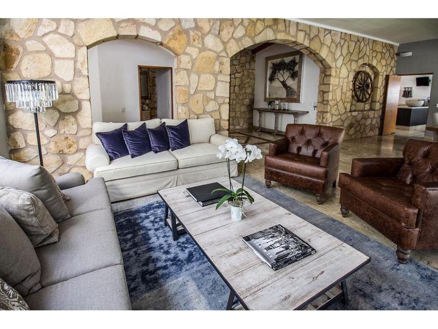 casa en venta en la herradura norte de cuernavaca