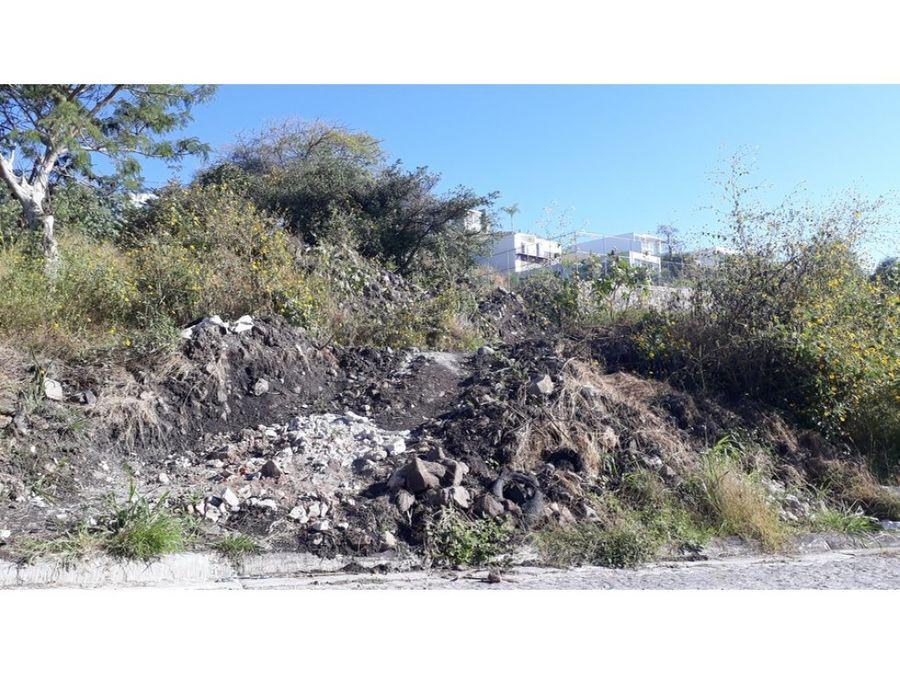 terreno en venta en burgos bugambilias 733m2 l8