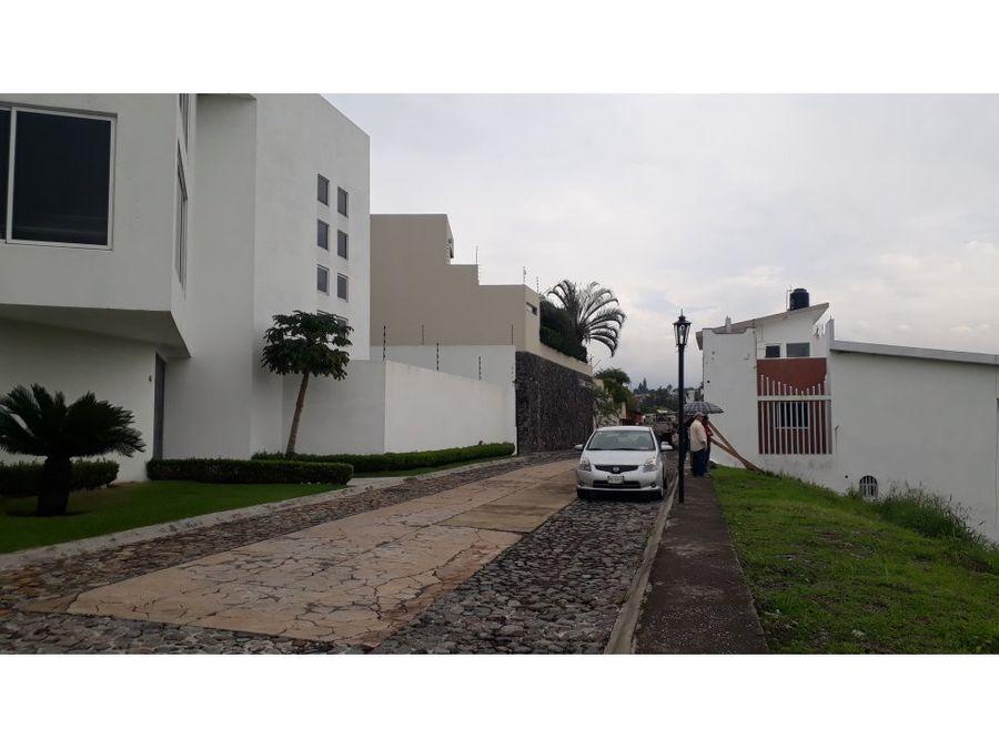 terreno en venta en col palmira 521 m2