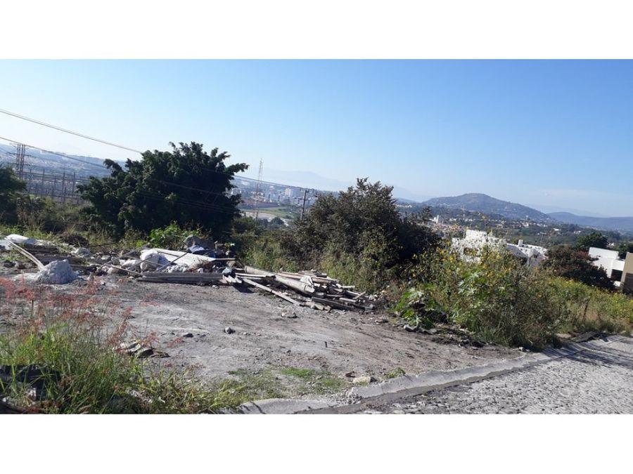 terreno en venta en burgos bugambilias 481m2 l55